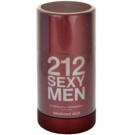 Carolina Herrera 212 Sexy Men deostick pro muže 75 ml