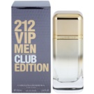 Carolina Herrera 212 VIP Men Club Edition eau de toilette férfiaknak 100 ml