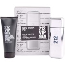 Carolina Herrera 212 VIP Men set cadou V.  Apa de Toaleta 100 ml + Gel de dus 100 ml