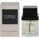 Carolina Herrera Chic For Men toaletna voda za moške 60 ml