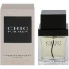 Carolina Herrera Chic For Men Eau de Toilette for Men 60 ml