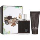 Carolina Herrera CH CH Men Geschenkset I. Eau de Toilette 100 ml + After Shave Balsam 100 ml