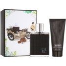 Carolina Herrera CH CH Men Geschenkset I. Eau de Toilette 100 ml + After Shave Balsam 100 ml