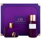 Carolina Herrera CH Sublime darilni set II.  parfumska voda 80 ml + losjon za telo 200 ml