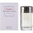 Cartier Baiser Volé Eau de Toilette für Damen 100 ml