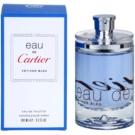 Cartier Eau de Cartier Vetiver Bleu toaletní voda unisex 100 ml