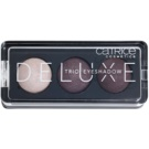 Catrice Deluxe Trio Eye Shadow Color 030 Rose Vintouch 2,2 g