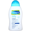 Cetaphil Baby intensive feuchtigkeitsspendende Waschemulsion für Kinder ab der Geburt (With Extracts of Aloe Vera and Almond Oil) 300 ml