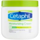 Cetaphil Moisturizers hydratační krém pro suchou a citlivou pokožku 453 g