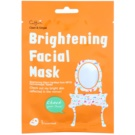Cettua Clean & Simple Brightening Cloth Facial Mask (Paraben, Fragrance&Pigment Free)