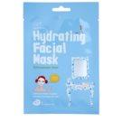 Cettua Clean & Simple máscara em filme com efeito altamente hidratante e nutritivo  1 un.