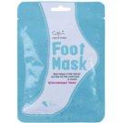 Cettua Clean & Simple feuchtigkeitsspendende Peeling-Socken für zartere Fußsohlen (Paraben, Fragrance&Pigment Free)