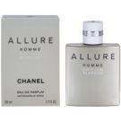 Chanel Allure Homme Édition Blanche parfémovaná voda pre mužov 50 ml