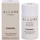 Chanel Allure Homme Édition Blanche deostick pro muže 75 ml
