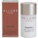 Chanel Allure Homme deostick pro muže 75 ml