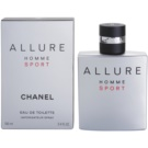 Chanel Allure Homme Sport тоалетна вода за мъже 100 мл.