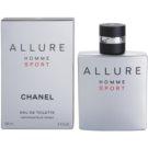 Chanel Allure Homme Sport Eau de Toilette pentru barbati 100 ml