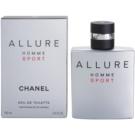 Chanel Allure Homme Sport туалетна вода для чоловіків 100 мл