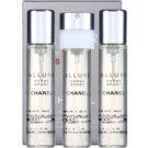 Chanel Allure Homme Sport Eau Extreme eau de parfum para hombre 3 x 20 ml recarga