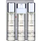Chanel Allure Homme Sport Eau Extreme parfémovaná voda pre mužov 3 x 20 ml náplň