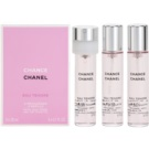 Chanel Chance Eau Tendre туалетна вода для жінок 3x20 мл (3 наповнення)