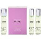 Chanel Chance Eau Fraiche Eau de Toilette für Damen 3x20 ml (3 x Füllung)