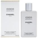 Chanel Coco Mademoiselle tělové mléko pro ženy 200 ml