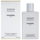 Chanel Coco Mademoiselle leite corporal para mulheres 200 ml