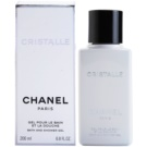 Chanel Cristalle tusfürdő nőknek 200 ml