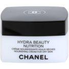 Chanel Hydra Beauty vyživující krém pro velmi suchou pleť (Nourishing & Protective Cream) 50 g