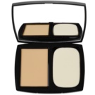 Chanel Mat Lumiere Compact puder rozjaśniający odcień 40 Sable (Luminous Matte Powder Makeup SPF 10) 13 g