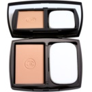 Chanel Mat Lumiere Compact озаряваща пудра цвят 80 Contour (Luminous Matte Powder Makeup SPF 10) 13 гр.