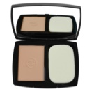 Chanel Mat Lumiere Compact озаряваща пудра цвят 100 Intense (Luminous Matte Powder Makeup SPF 10) 13 гр.