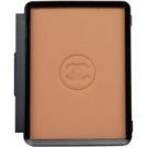 Chanel Mat Lumiere Compact rozjasňující pudr náhradní náplň odstín 80 Contour (Luminous Matte Powder Makeup) 13 g
