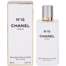 Chanel No.19 losjon za telo za ženske 200 ml