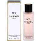 Chanel No.5 dišava za lase za ženske 40 ml