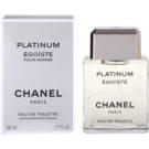 Chanel Egoiste Platinum eau de toilette férfiaknak 50 ml