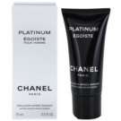 Chanel Egoiste Platinum After Shave-Emulsion für Herren 75 ml