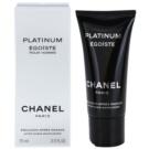 Chanel Egoiste Platinum After Shave-Emulsion für Herren 75 ml