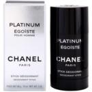 Chanel Egoiste Platinum dezodorant w sztyfcie dla mężczyzn 75 ml