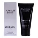 Chanel Egoiste Platinum tusfürdő férfiaknak 150 ml