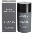 Chanel Pour Monsieur stift dezodor férfiaknak 75 ml