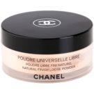 Chanel Poudre Universelle Libre pó solto para aspeto natural tom 25 Peche Clair 30 g