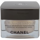Chanel Sublimage máscara regeneradora para rosto (Essential Regenerating Mask) 50 g
