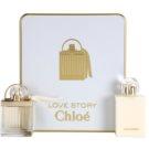Chloé Love Story dárková sada I. parfemovaná voda 50 ml + tělové mléko 100 ml