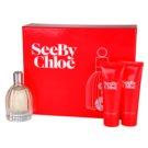 Chloé See by Chloé darčeková sada I. parfémovaná voda 75 ml + telové mlieko 75 ml + sprchový gel 75 ml