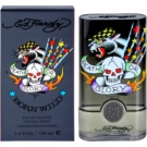 Christian Audigier Ed Hardy Born Wild Eau de Toilette para homens 100 ml