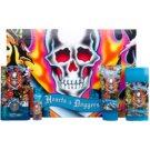 Christian Audigier Ed Hardy Hearts & Daggers for Him Geschenkset I. Eau de Toilette 100 ml + Eau de Toilette 7,5 ml + Duschgel 90 ml + Deo-Stick 78 g