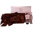 Christina Aguilera Royal Desire dárková sada III. parfemovaná voda 30 ml + tělové mléko 50 ml + kabelka