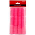 Chromwell Accessories Pink bigudiuri ( ø 25 x 63 mm ) 12 buc